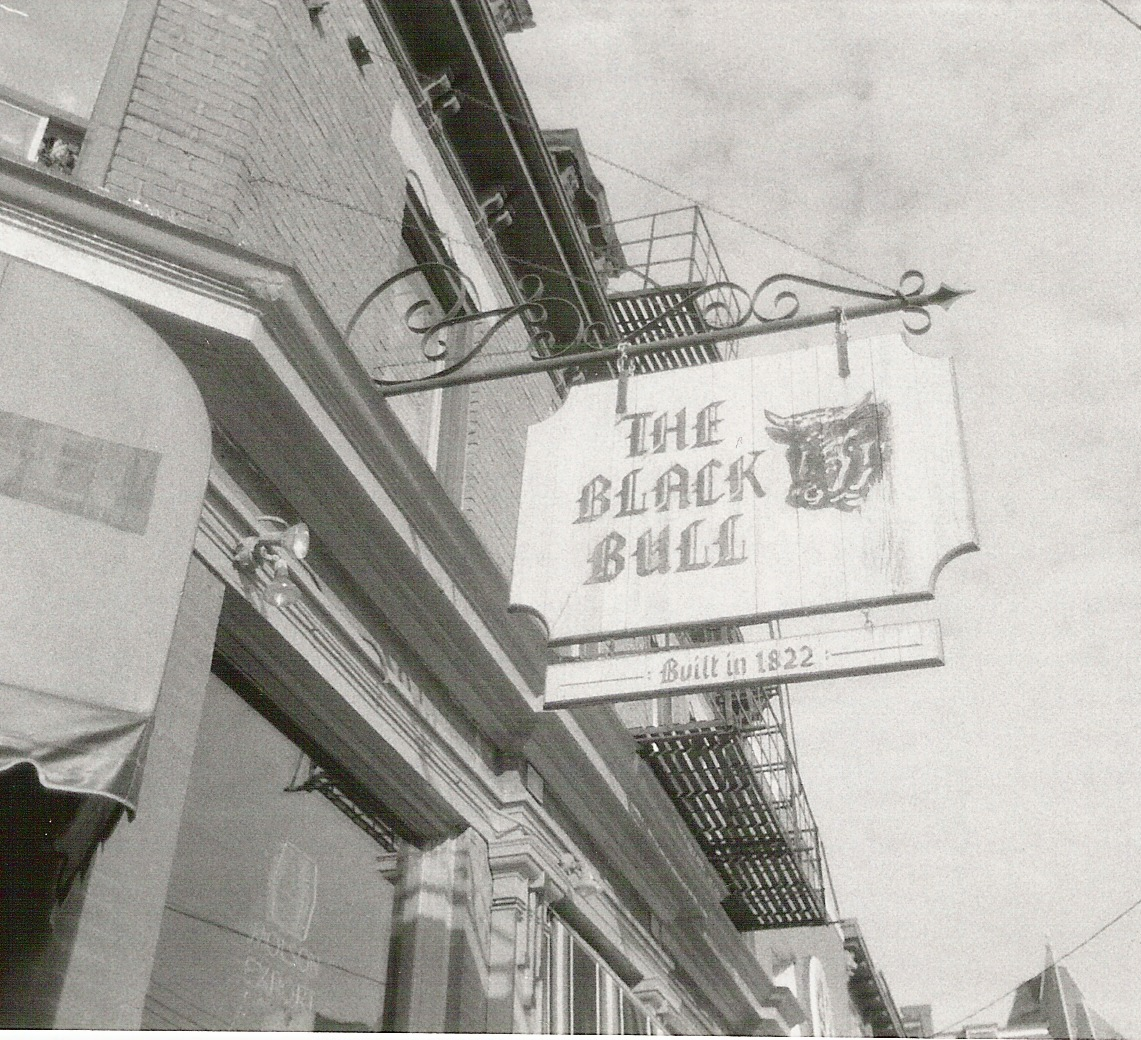 Black Bull keeps its name